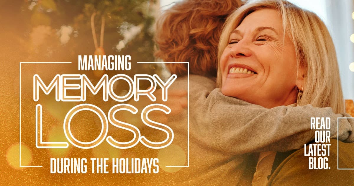 Memory loss during the holidays, memory screening, AD research,